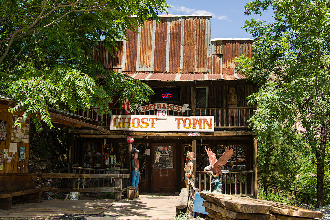 Life After HP - 8/20 - Jerome, Arizona - Gold Mine & Ghost