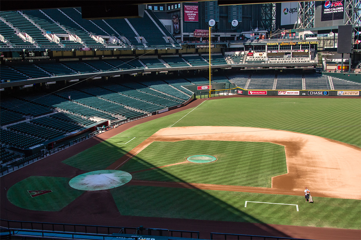 Chase Personal Loan >> Life After HP - 10/08 - Chase Field, Part 1